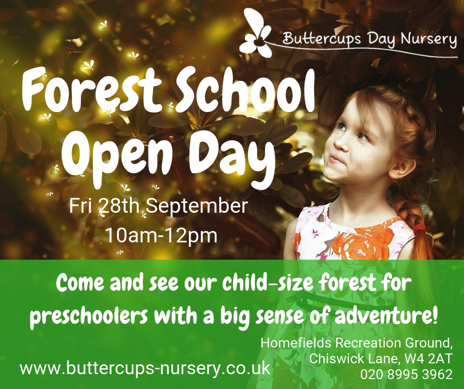 Chiswick Forest School Open Days